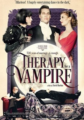 Therapy for a Vampire's Poster
