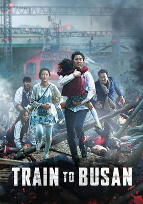 Train to Busan's Poster