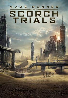 Maze Runner: The Scorch Trials's Poster