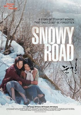 Snowy Road's Poster