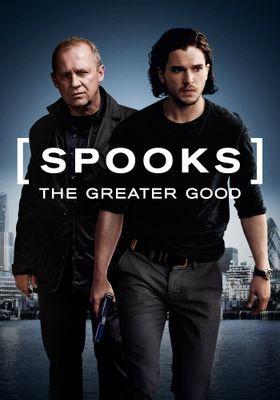 『SPOOKS スプークス MI-5』のポスター