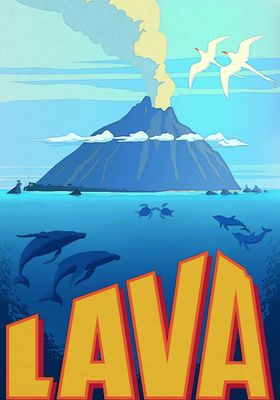 Lava's Poster