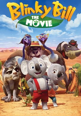 Blinky Bill the Movie's Poster