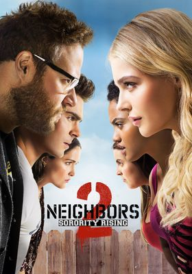 Neighbors 2: Sorority Rising's Poster