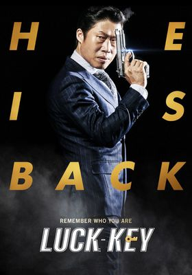 LUCK KEY's Poster