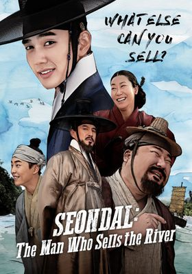Seondal: The Man Who Sells the River's Poster