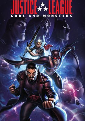 Justice League: Gods and Monsters's Poster