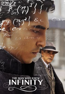 The Man Who Knew Infinity's Poster