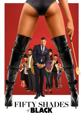 Fifty Shades of Black's Poster