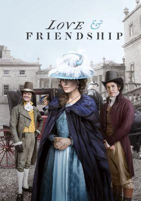 Love & Friendship's Poster