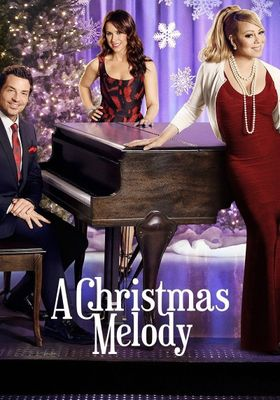 A Christmas Melody's Poster