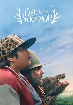 Hunt for the Wilderpeople's Poster