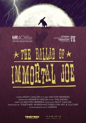 The Ballad of Immortal Joe's Poster