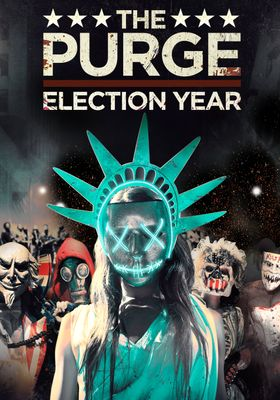The Purge: Election Year's Poster