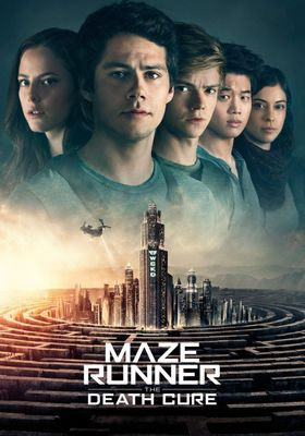 Maze Runner: The Death Cure's Poster