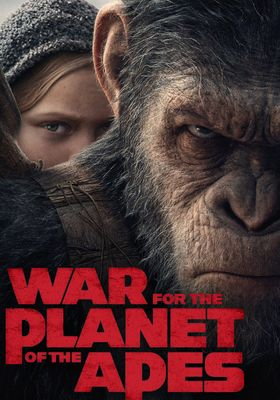 War for the Planet of the Apes's Poster