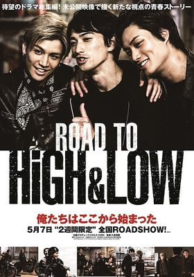 Road to High & Low's Poster