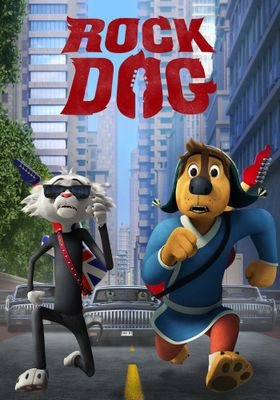 Rock Dog's Poster