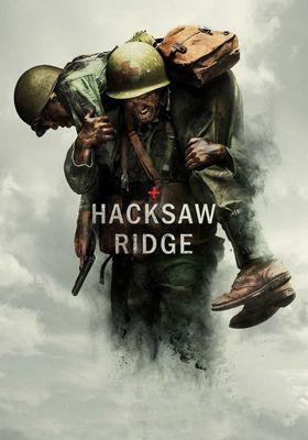 Hacksaw Ridge's Poster