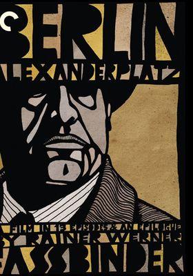 Berlin Alexanderplatz 's Poster