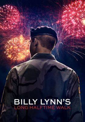 Billy Lynn's Long Halftime Walk's Poster