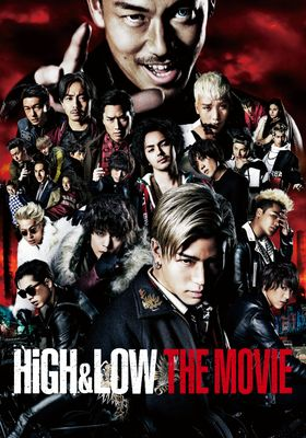 High & Low The Movie's Poster