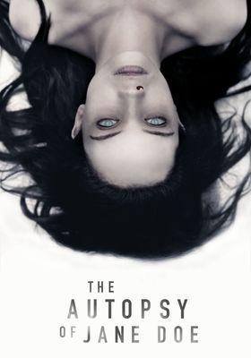 『ジェーン・ドウの解剖』のポスター