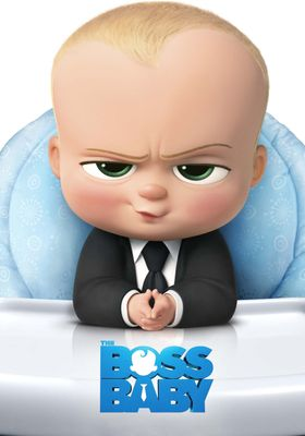 The Boss Baby's Poster