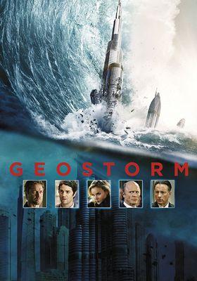 Geostorm's Poster