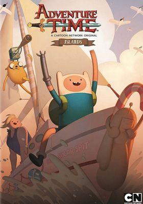 『Adventure Time: Islands』のポスター