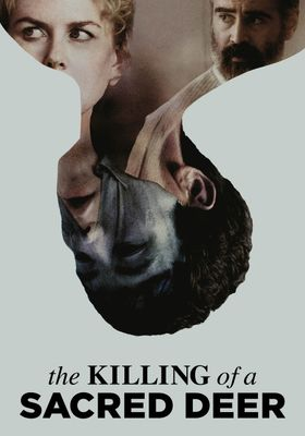 The Killing of a Sacred Deer's Poster