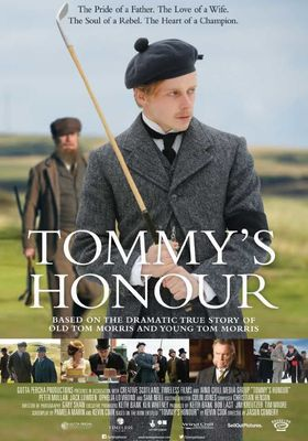 『Tommy's Honour』のポスター