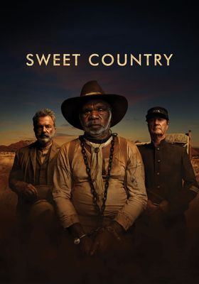 Sweet Country's Poster