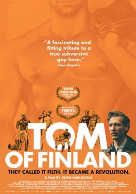 Tom of Finland's Poster