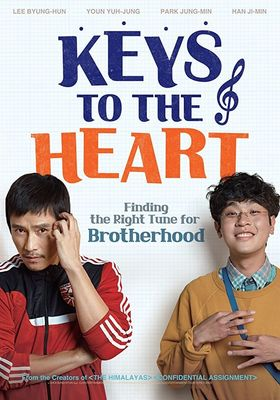 Keys to the Heart's Poster