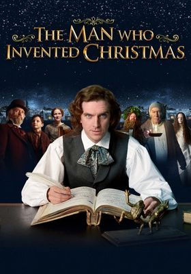 The Man Who Invented Christmas's Poster