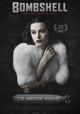 Bombshell: The Hedy Lamarr Story's Poster