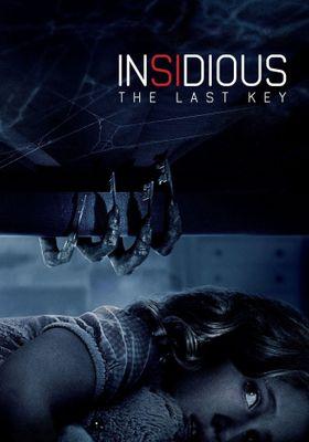Insidious: The Last Key's Poster