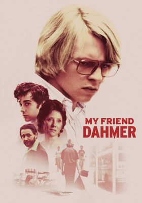 My Friend Dahmer's Poster