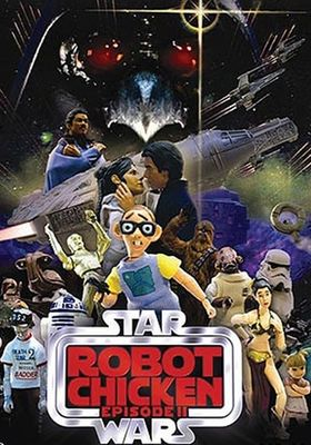 Robot Chicken: Star Wars Episode II's Poster