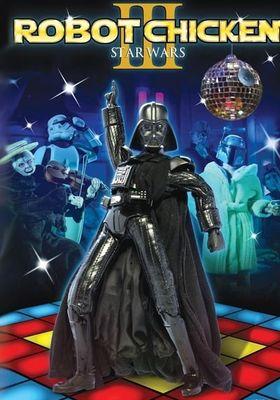 Robot Chicken: Star Wars Episode III's Poster