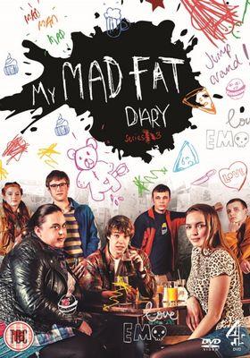 『マイ・マッド・ファット・ダイアリー シーズン3』のポスター