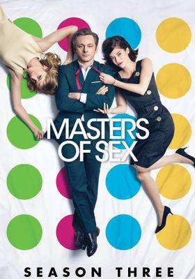 마스터스 오브 섹스 시즌 3의 포스터