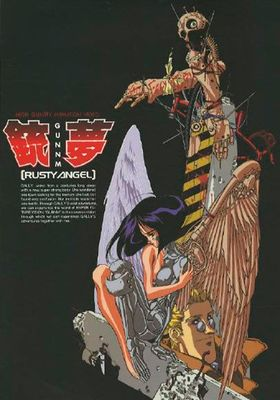 Battle Angel's Poster