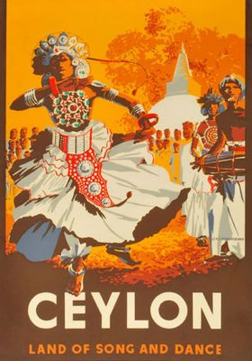 The Song of Ceylon's Poster