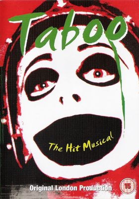 Taboo's Poster