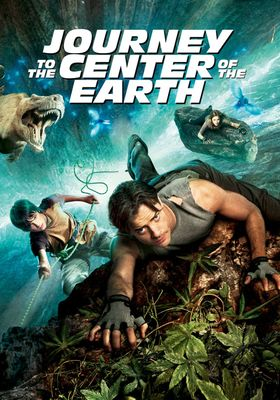 Journey to the Center of the Earth's Poster