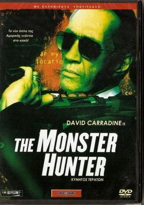 The Monster Hunter's Poster