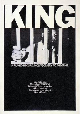 King: A Filmed Record... Montgomery to Memphis's Poster