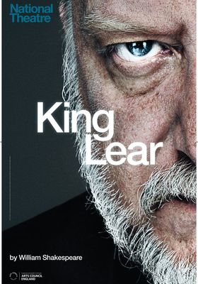 National Theatre Live: King Lear's Poster